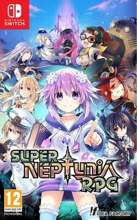 Super Neptunia RPG (Switch)