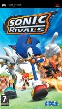 Игра Sonic Rivals Essentials (PSP) для Sony PSP