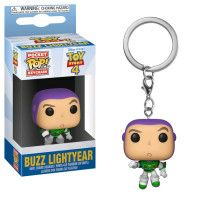 Брелок Funko Pocket POP! Keychain: Базз Лайтер (Buzz) История игрушек 4 (Toy Story 4) (37418-PDQ) 4 см