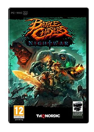 Battle Chasers: Nightwar Box (PC)