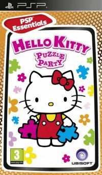 Hello Kitty: Puzzle Party Essentials (PSP)