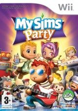 Купить игру My Sims Party (Wii/WiiU) на Nintendo Wii диск