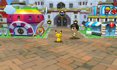 Купить игру Pokemon Rumble World (Nintendo 3DS) на 3DS