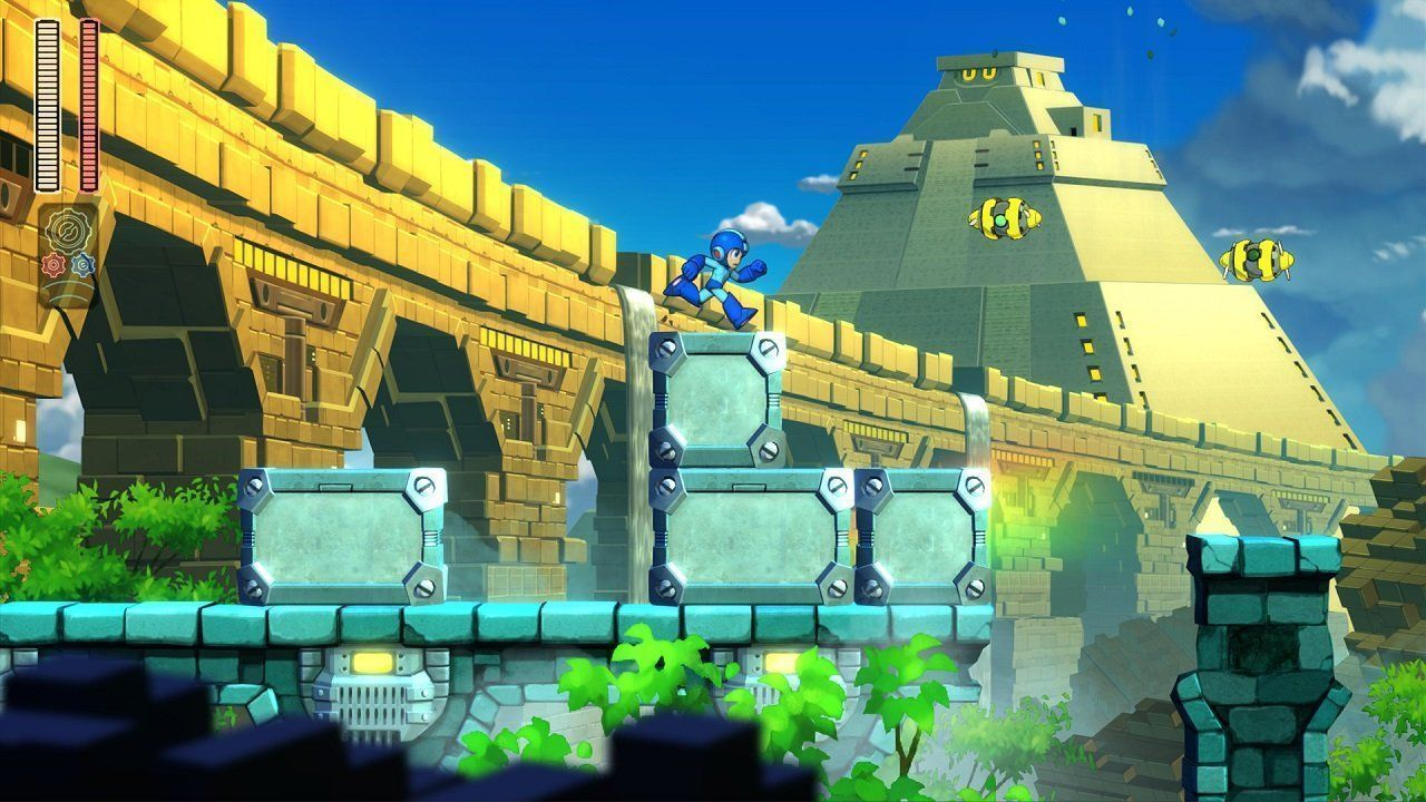 Mega Man: 11 (Xbox One)