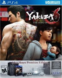 Yakuza: 6 The Song of Life - After Hours Premium Edition (PS4)