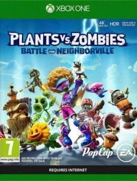 Plants vs. Zombies: Битва за Нейборвиль (Battle for Neighborville) Русская версия (Xbox One)