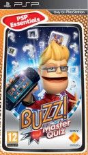 Игра Buzz! Master Quiz Essentials (PSP) для Sony PSP