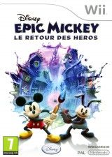 Disney Epic Mickey 2: The Power of Two (Две Легенды) (Wii)