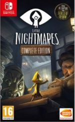 Little Nightmares Complete Edition Русская версия (Switch)