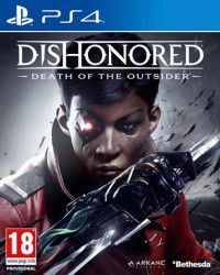 Купить Игру Dishonored: Death of the Outsider Русская Версия (PS4) на Playstation 4 диск