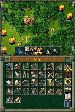 Игра The Settlers (DS) для Nintendo DS