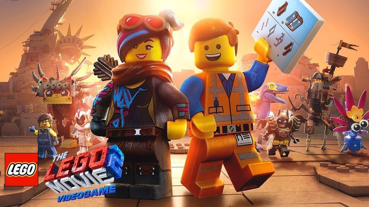 LEGO Movie 2 Video Game + Фильм The Lego Movie 2 Русская Версия (Xbox One)