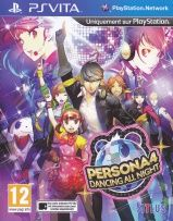 Игра Persona 4: Dancing All Night (PS Vita) для Sony PlayStation Vita