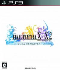 Купить игру Final Fantasy X/X-2 HD Remaster Japan Version (PS3) USED Б/У для Sony Playstation 3