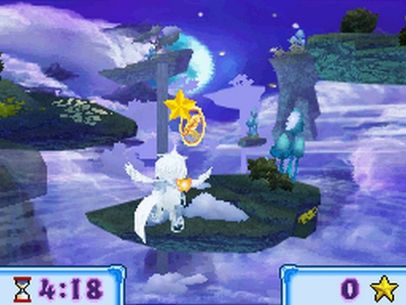 Игра Petz Fantasy: Moonlight Magic (DS) для Nintendo DS