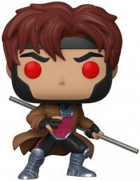 Фигурка Funko POP! Bobble: Марвел (Marvel) Гамбит (Gambit) (45914) 9,5 см