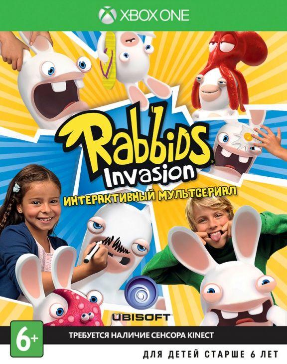 Rabbids Invasion Русская Версия (Xbox One)