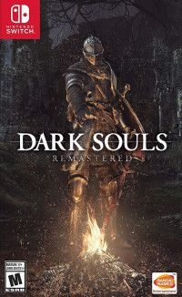 Купить игру Dark Souls Remastered (Switch) диск