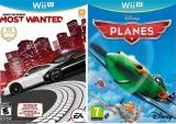 Need for Speed Most Wanted U + Самолеты (Disney Planes) (Wii U)
