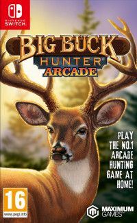 Купить игру Big Buck Hunter Arcade (Switch) диск