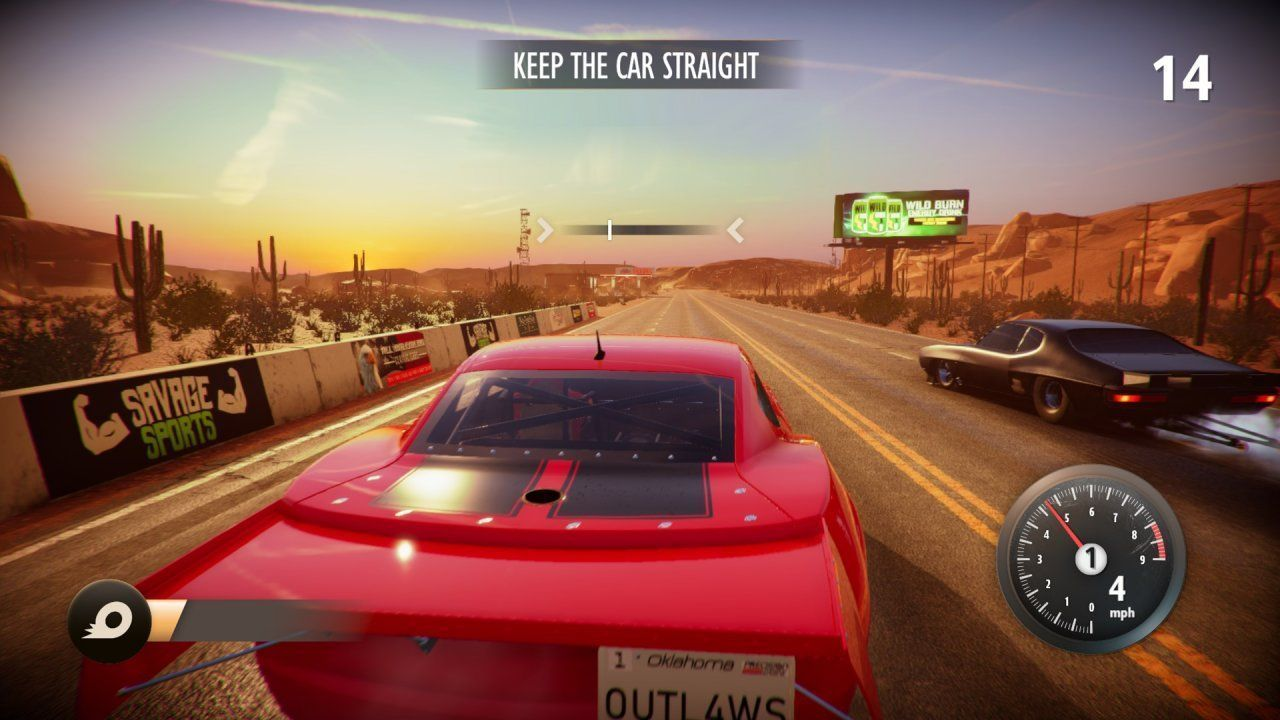 Street Outlaws: The List (PS4)