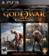 God of War (Бог войны) Collection Volume 1 (I) (God of War и God of War 2 (II) Classics HD (Essentials) (PS3)