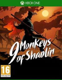 9 Monkeys of Shaolin Русская версия (Xbox One/Series X)