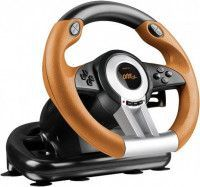 Руль Speedlink DRIFT O.Z. Racing Wheel Black-Orange (PC)