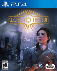 Close to the Sun Русская версия (PS4)