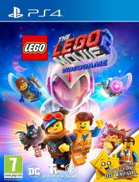 LEGO Movie 2 Videogame. Minifigure Edition Русская Версия (PS4)