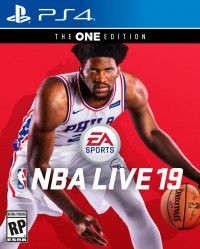 Купить Игру NBA Live 19 (PS4) на Playstation 4 диск