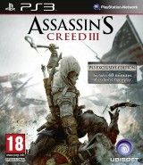 Assassin's Creed 3 (III) Русская Версия (PS3) USED Б/У