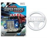 Maximum Racing: Super Truck Racer + Руль Wii Wheel (Wii)