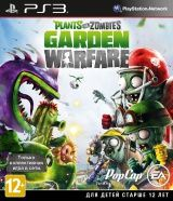 Купить игру Plants vs. Zombies: Garden Warfare (PS3) USED Б/У на Playstation 3 диск
