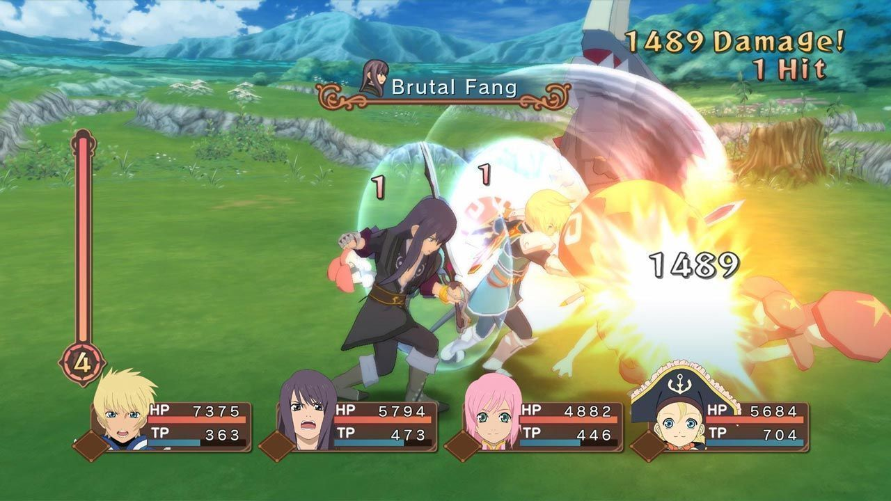 Tales of Vesperia: Definitive Edition Русская Версия (Switch)