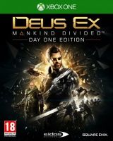 Купить Игру Deus Ex: Mankind Divided Day One Edition Русская Версия (Xbox One) на Xbox One диск