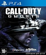 Купить Игру Call of Duty: Ghosts (PS4) на Playstation 4 диск