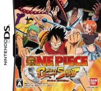 Купить One Piece: Gear Spirit Японская Версия (DS) USED Б/У для Nintendo DS
