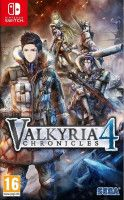 Купить игру Valkyria Chronicles 4 (Switch) диск