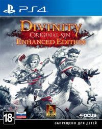 Игра Divinity: Original Sin. Enhanced Edition Русская Версия (PS4) Playstation 4