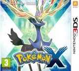 Купить игру Pokemon X (Nintendo 3DS) на 3DS