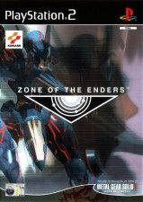 Игра Zone of the Enders для Sony PS2