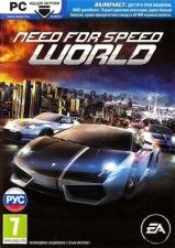 Need For Speed: World Русская Версия Box (PC)