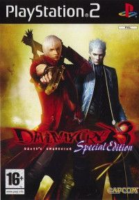 DmC Devil May Cry: 3 Dante's Awakening Специальное Издание (Special Edition) (PS2)