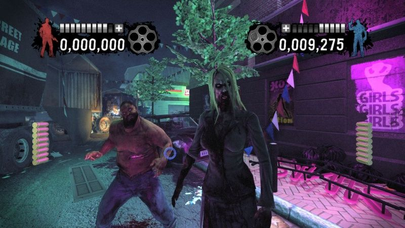 The House of the Dead: Overkill Extended Cut с поддержкой Move (PS3) USED Б/У