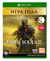 Dark Souls 3 (III) The Fire Fades Edition Издание Игра Года (Game of the Year Edition) Русская Версия (Xbox One)