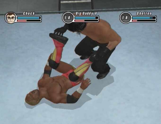 Купить игру WWE SmackDown vs Raw 2009 (Wii/WiiU) на Nintendo Wii диск