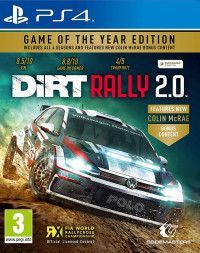 Dirt Rally 2.0 Game of the Year Edition (Издание Игра Года) (PS4)