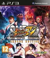 Купить игру Super Street Fighter 4 (IV) Arcade Edition (PS3) на Playstation 3 диск