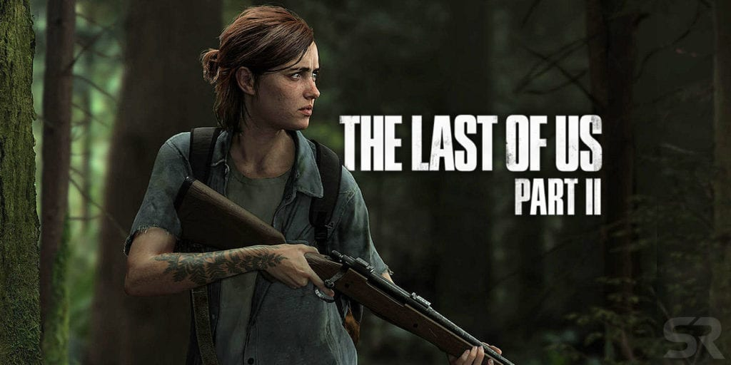 The Last of Us Part 2 - RPG на PS4